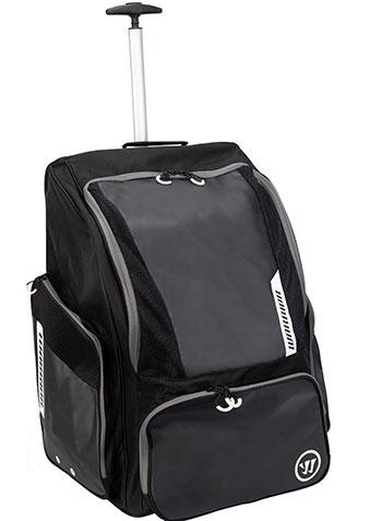 Warrior Pro Wheel Backpack Senior black