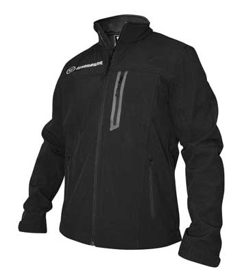 Warrior Softshell Jacke Junior