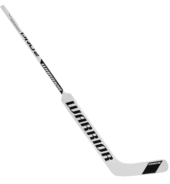 Warrior Swagger Pro2 Goal Stick Senior white-black