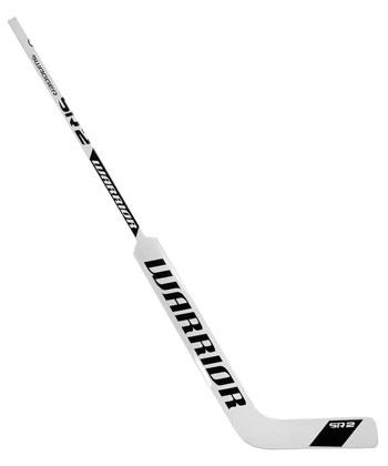 Warrior Swagger SR2 Goal Stick Senior white-black