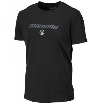 Warrior T-Shirt Logo Tee black junior