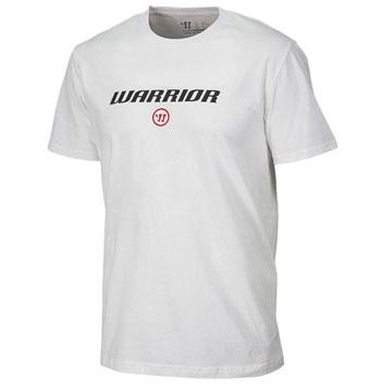 Warrior T-Shirt Logo Tee white junior