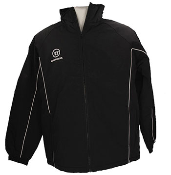 Warrior Winter W2 Stadium Warm Jacket Senior - Black