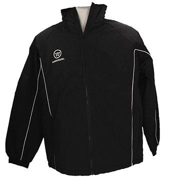 Warrior Winter W2 Stadium Warm Jacket Senior - Nero