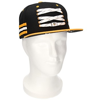 Zephyr Lacer Headwear NHL Locker Room Snapback Pittsburgh Pe