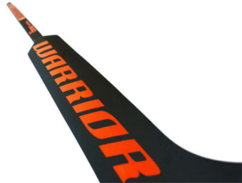 "Warrior Swagger Pro LTE Goal Stick Youth LE black-orange 19"" (4)"
