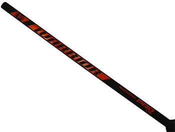 "Warrior Swagger Pro LTE Goal Stick Youth LE black-orange 19"" (3)"