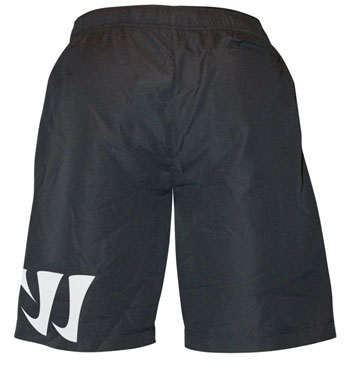 Warrior Training Short Senior Black (2)