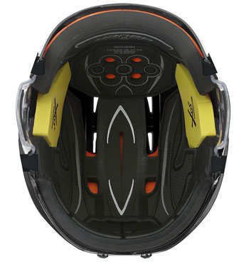Bauer RE-AKT 75 Hockey Helmet black (2)