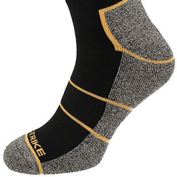 Instrike Set of 5 Pair Woven Sky Skate Sky Performance Socks (6)